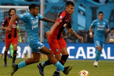 Racing, puntero en la Superliga, venció a Independiente en el clásico