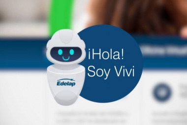 EDELAP desarrolló un asistente virtual disponible las 24 horas en su web