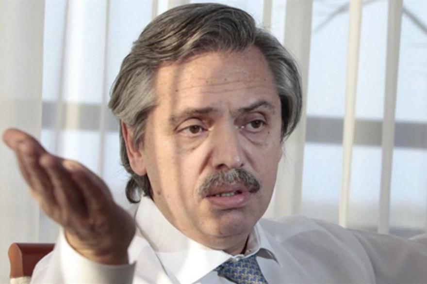 Alberto Fernandez: Es un disparate decir que la renovación de LATAM beneficie la reelección de Macri