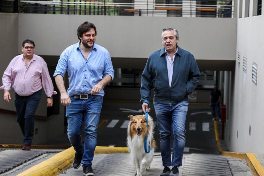 """Tras dos meses de perfil bajo, finalmente Santoro será parte del Gobierno como """"asesor presidencial"""""""