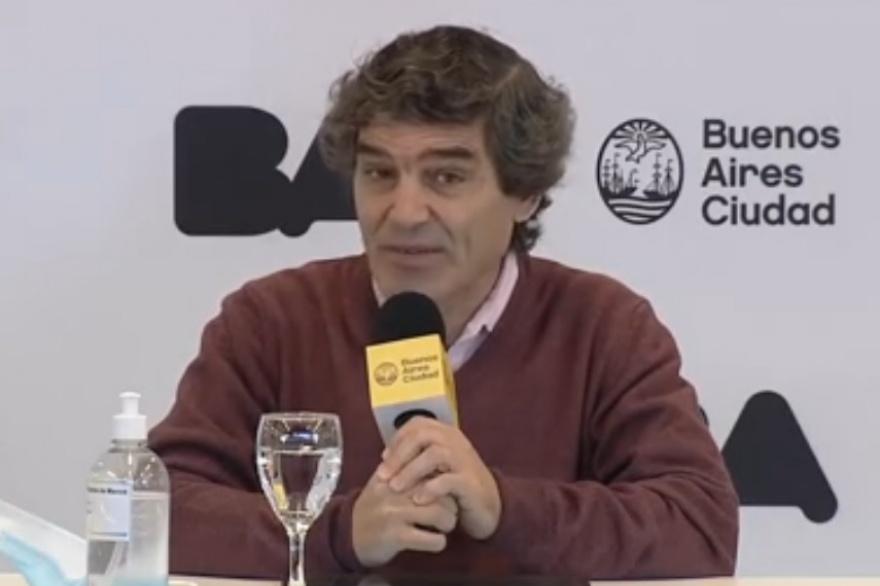 """Fernan Quirós: """"El anuncio de hoy tendrá fecha de inicio y final bien  definido"""" - Impulsobaires"""