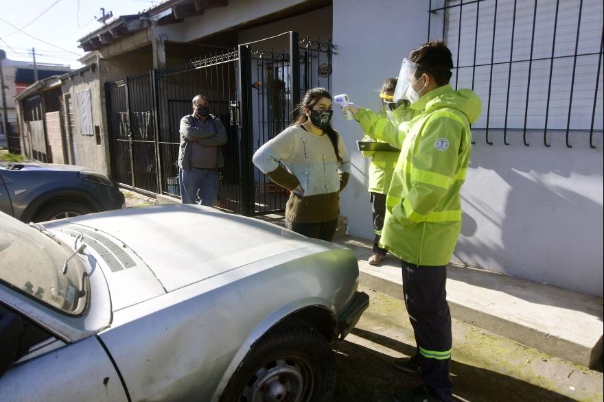 La Plata reportó 190 casos de coronavirus en la jornada y van 48 ...