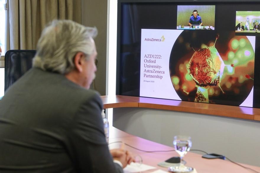 AstraZeneca transferirá a la Argentina la tecnología para producir ...